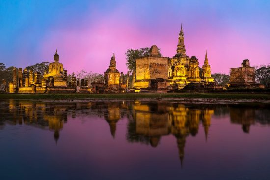 Visit Nine Historical Places of Cambodia