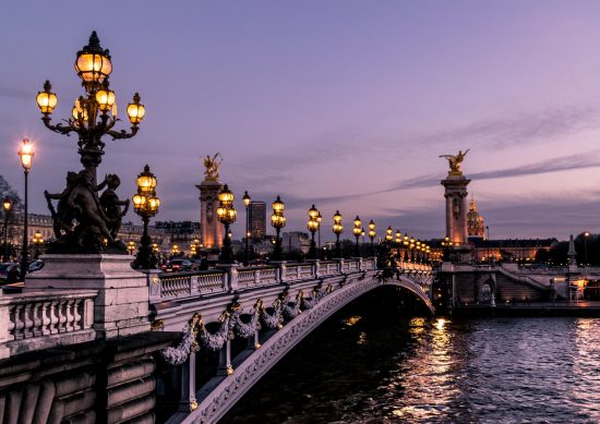 Dining and Drinking in Paris